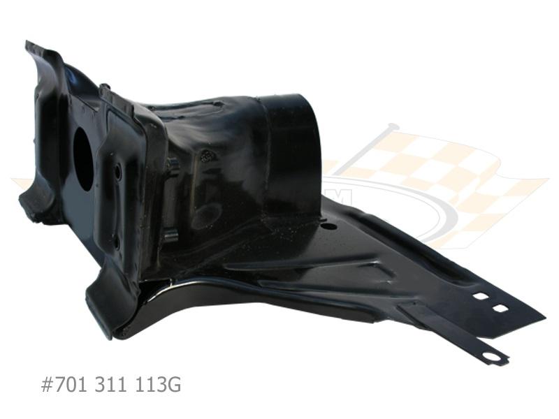 Rahmenkopf (Aufbau) : Custom & Speed Parts (CSP)