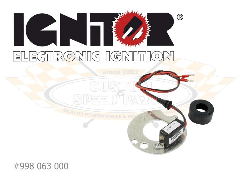 Kontaktlose Zündung für Mallory Verteiler (Elektrik) : Custom ...