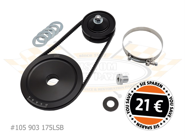 Billet Lima-Kit Standard (175mm)